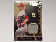 Shelby Miller 2015 Topps Tier One Game Used Jersey Card #/399 St.Louis Cardinals