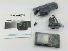 Sirius XM Onyx Satellite Radio XDNX1 Manual Mount Car Adapter NEW