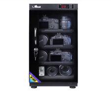 50L Digital dehumidify dry cabinet box for lens Camera equipment storage 220V