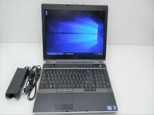 Dell Laptop windows 10 PC intel i5 2.6GHZ 250GB HD 6GB Ram Latitude E6520 AC