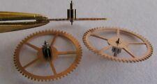 Omega 565 Watch movement part 3th train wheel