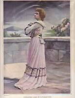 1914 Le Theatre (French)Marcelle Lender as Suzanne