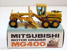 Mitsubishi MG400 Grader - 1/50 - MIB - Japan
