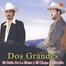 NEW - Dos Grandes by Gallo De La Sierra; Chapo De Sinaloa