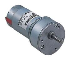 Nidec, 12 V dc, 0.35 Nm, Brushed DC Geared Motor, Output Speed 200 rpm