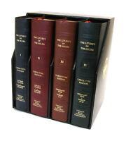 Liturgy of the Hours 4 Volume Set Large Print Catholic Book Publishing Co 709/13