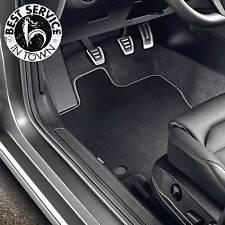 Satz Original VW PREMIUM Fußmatten Golf 7 / VII Teppich mit Schriftzug 5G1061270