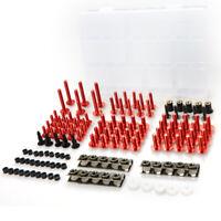 For Honda CBR250RR CBR250R CBR400 Fairing Bolt Kit Bodywork Screws