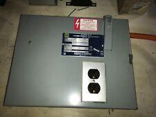 Sqaure D Disconnect, #SK5271U, 230-460v, 115v, , With Warranty