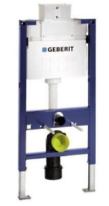Geberit Duofix WC Toilet Frame with UP200 Concealed Cistern 98cm 111.292.00.1