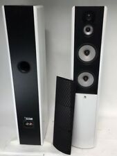 Boston Acoustics A360 Weiss Standlautsprecher Loudspeakers white Paar Pair hifi