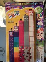 Cbeebies Special  Magazine & Number Blocks 6-10 Numberblocks Toy 🤗 Amazing