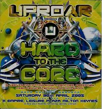 (RAVE FLYER 2005) UPROAR @ MILTON KEYNES. TOP BUZZ.SEDUCTION,GAMMER,M ZONE