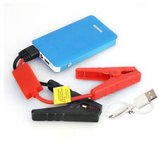 30000mAh Mini Portable Car Jump Starter Battery Charger Power Bank Booster Q#