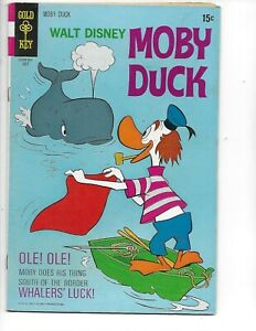 Walt Disney  Moby Duck  #10