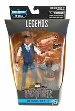 "Marvel Legends Ulysses Klaue, M'Baku BAF Series, 6"" Action Figure Black Panther"