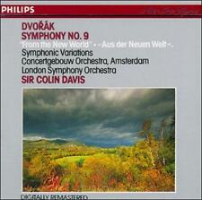 "Dvorak: Symphony No. 9 ""From the New World""; Symphonic Variations (CD, Philips)"