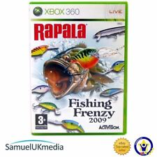 Rapala's Fishing Frenzy (Xbox 360) **GREAT CONDITION**