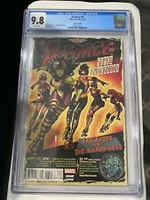 A Force #3B Brooks 1:25 Variant CGC 9.8 (RARE)