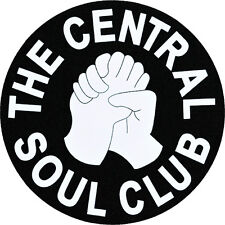 Northern Soul - Leeds Central Soul Club Car/Window sticker