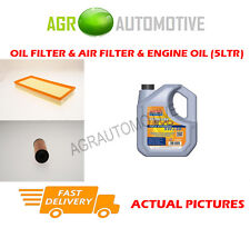DIESEL OIL AIR FILTER + LL 5W30 OIL FOR MERCEDES-BENZ A200 2.0 140 BHP 2004-12