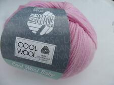 Lana Grossa Cool Wool Baby Degrade 50g Farbe 501 Zartrosa/Rosa/Flieder
