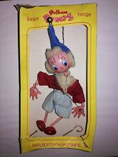 "Junior PelhamString Puppet ""Noddy"" With Box (1960s/70s)"