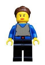Lego Padme Naberrie 7131 7171 Amidala Episode 1 Star Wars Minifigure