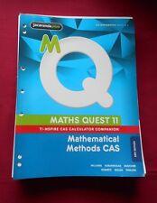 Jacaranda Plus  Mathematics VCE Units 1& 2 Maths Quest 11