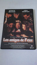 "DVD ""LOS AMIGOS DE PETER"" KENNETH BRANAGH EMMA THOMPSON"
