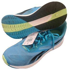 Reebok floatride Energy 3.0 Mens Running Shoes - Radiant Aqua/Core Blk- UK 10