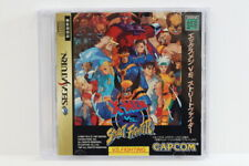 X-Men Vs Street Fighter Sega Saturn Ss Japan Import Us Seller G8239