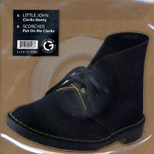 Little John – Clarks Booty NEW Greensleeves SIZE10 SHAPED VINYL EP
