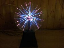Lampe boule plasma