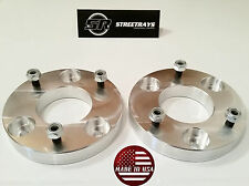 """[SR] Billet 1.5"""" Front Leveling Spacer Lift Kit for 04-15 Nissan Titan 2WD & 4WD"""