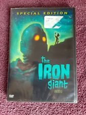 Special Edition Features The Iron Giant Sealed Brand New Dvd 2004
