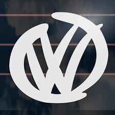VW Graffiti Logo Sticker 110mm volkswagen car window decal