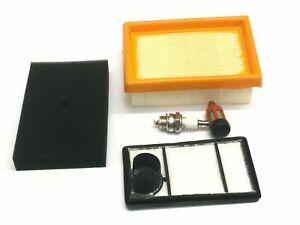 Service Kit Fits STIHL TS400 Air Filters Fuel Filter Spark Plug