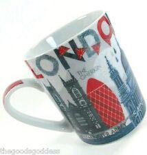 London UK Prima Design Coffee Tea Mug Michael Mullan Westminster Abbey Gerkin