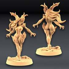 Aidreth Treeborn Beauty  Miniature Tabletop Role Playing Dungeons and Dragons