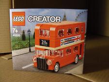LEGO® Creator (40220) London Bus inkl.0,00€ Versand Neu & Ovp