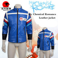 DFYM My Chemical Romance Party Poison Blue Version Jacket Costume Cosplay