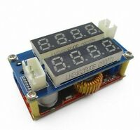 5A Adjustable CC/CV Display Step Down charge Module LED Panel Voltmeter [SN-T]