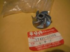 suzuki rm80  rm 80 new original  water pump impeller   17491-20900