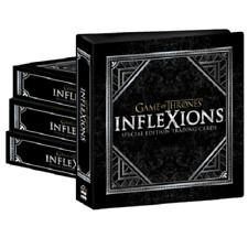 Game of Thrones Season InfleXions Binder ( + Promo P1)