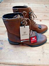Heritage Lacer - New - Left Boot  12, Right Boot 11.5
