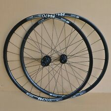 DT Swiss R470 db Tubeless Ready Clincher Disc Wheels 700c Shimano / SRAM R470db
