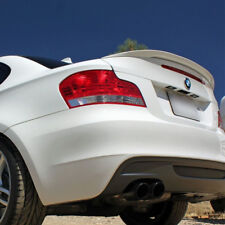 PAINTED For BMW 1er E82 2DR Coupe Performance TYPE REAR TRUNK SPOILER 07-13
