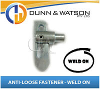 Anti Luce / Rattle Fastener (Caravan, Horse Float, Camper Trailer) Weld On