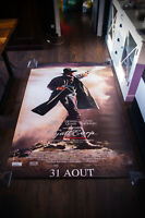 WYATT EARP 4x6 ft Bus Shelter Vintage Movie Poster Original 1994